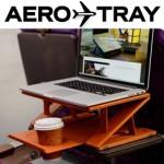 Aero Tray Pic and Logo