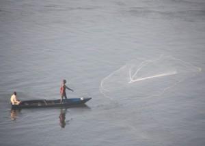 Fishing Nile