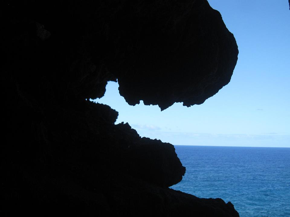 Cave of Two Windows Easter Island, Rapa Nui, Hanga Roa, Vanuatu, Isla de Pascua, Chile, South America