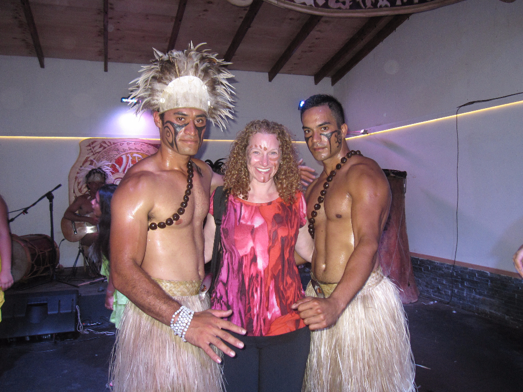 Varua Ora, a Polynesian dance show Easter Island, Rapa Nui, Hanga Roa, Vanuatu, Isla de Pascua, Chile, South America