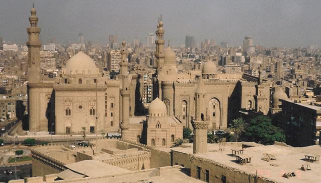 Royal Manial Palace, Egypt