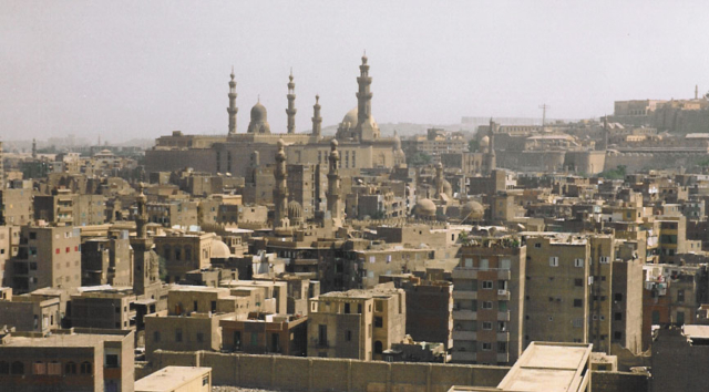 Mosque Cairo Egypt Africa