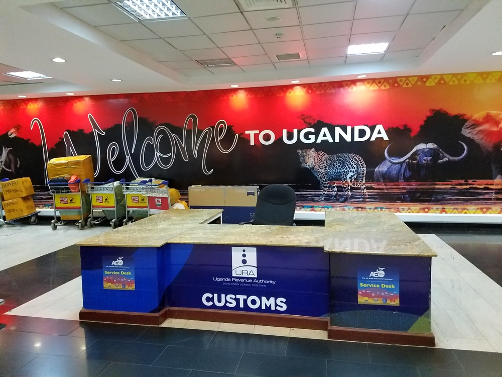 Uganda Africa customs